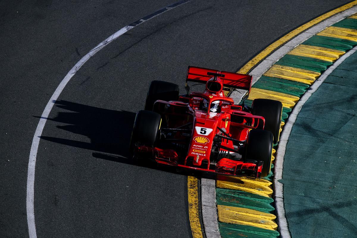GP d'Australia – Ferrari e Seb, buona la prima - image 1-1 on https://motori.net