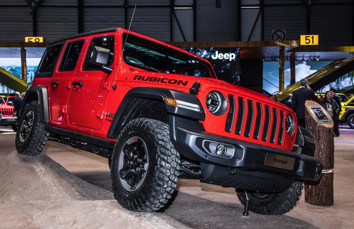 Il marchio Jeep® al Salone Internazionale dell'Automobile di Ginevra 2018 - image 1 on https://motori.net