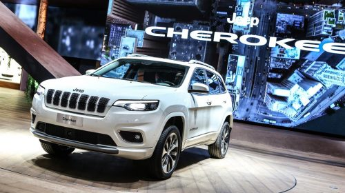 Il marchio Jeep® al Salone Internazionale dell'Automobile di Ginevra 2018 - image 180306_Jeep_Ginevra_01-500x280 on https://motori.net