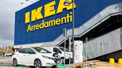 Ad IKEA Anagnina di Roma la ricarica è gratis - image 426224067_Nissan-e-IKEA-accelerano-la-mobilità-elettrica-in-Italia--500x280 on https://motori.net