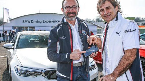 Una BMW M5 per Alessandro Zanardi - image P90298823-highRes-500x280 on https://motori.net