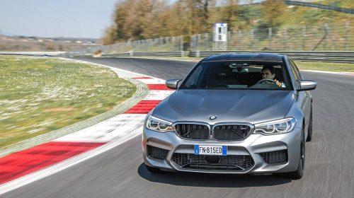 Una BMW M5 per Alessandro Zanardi - image P90298825-highRes-500x280 on https://motori.net