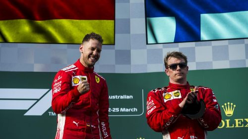 GP d'Australia – Ferrari e Seb, buona la prima - image z-3-500x280 on https://motori.net