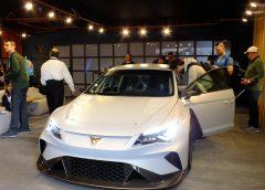 Una Nissan Leaf per la Virginia Raggi - image Cupra-240x172 on https://motori.net