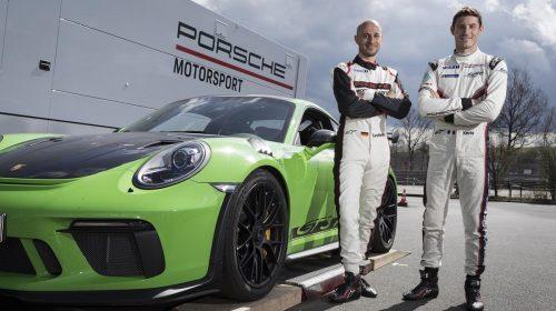 """La nuova 911 GT3 RS sfida l'""""Inferno verde"""" stabilendo un tempo di 6:56.4 minuti - image P18_0412_a4_rgb-500x280 on https://motori.net"""