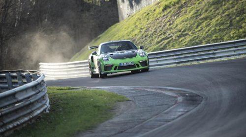 """La nuova 911 GT3 RS sfida l'""""Inferno verde"""" stabilendo un tempo di 6:56.4 minuti - image P18_0417_a4_rgb-500x280 on https://motori.net"""