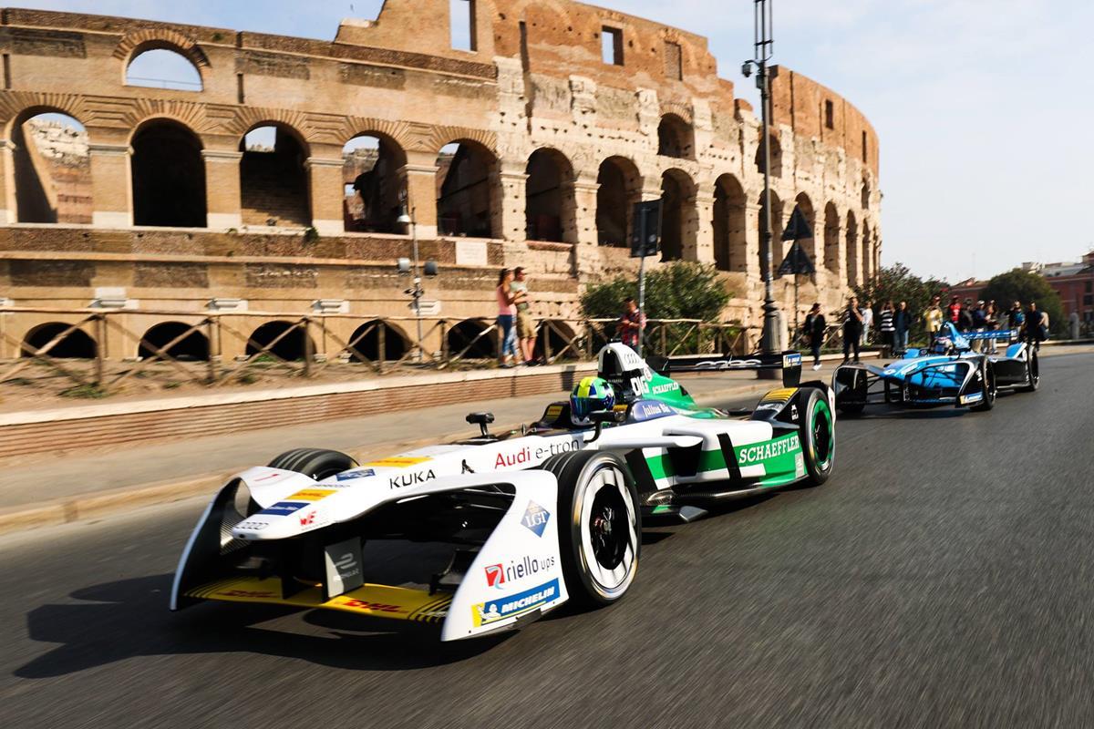 Rome ePrix- 4 giorni alla gara - image formula-e-eprix-roma on https://motori.net