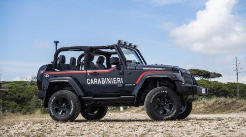 Una Jeep  Wrangler per i Carabinieri - image 1_Jeep-Wrangler-Carabinieri-500x280 on https://motori.net