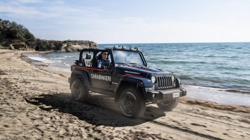 Una Jeep  Wrangler per i Carabinieri - image 4_Jeep-Wrangler-Carabinieri-500x280 on https://motori.net