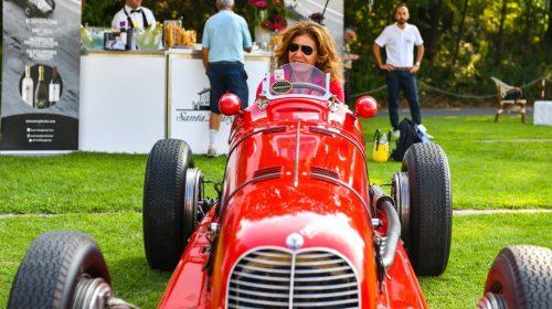 Il Bisiluro di Taruffi al Golf della Montecchia - image Prisca-Taruffi-sulla-Maserati-6CM-500x280 on https://motori.net