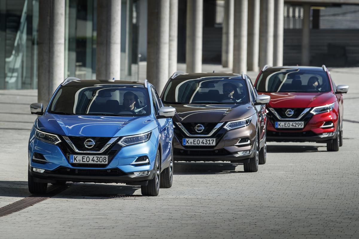 C'è il 1.300 di Renault Scenic su Nissan Qashqai - image 426236171-a-new-level-of-performance-1-3-litre-140-160ps-petrol-engine on https://motori.net