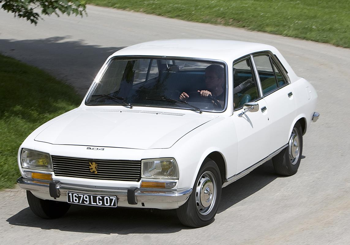 Scarfiotti, dalla Fiat a Rossfeld - image Peugeot-504 on https://motori.net