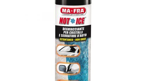 Il ghiaccio sui vetri non è più un problema - image MAFRA_Not-Ice-Spray-500x280 on https://motori.net