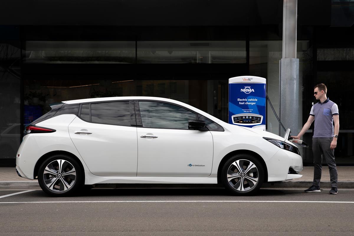 Il SUV giusto per completare la grande offensiva di prodotto - image Nissan-LEAF on https://motori.net