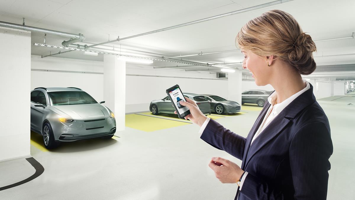 """l sistema Bosch è la """"chiave"""" per prevenire il furto dell'automobile - image perfectlesskeyless on https://motori.net"""