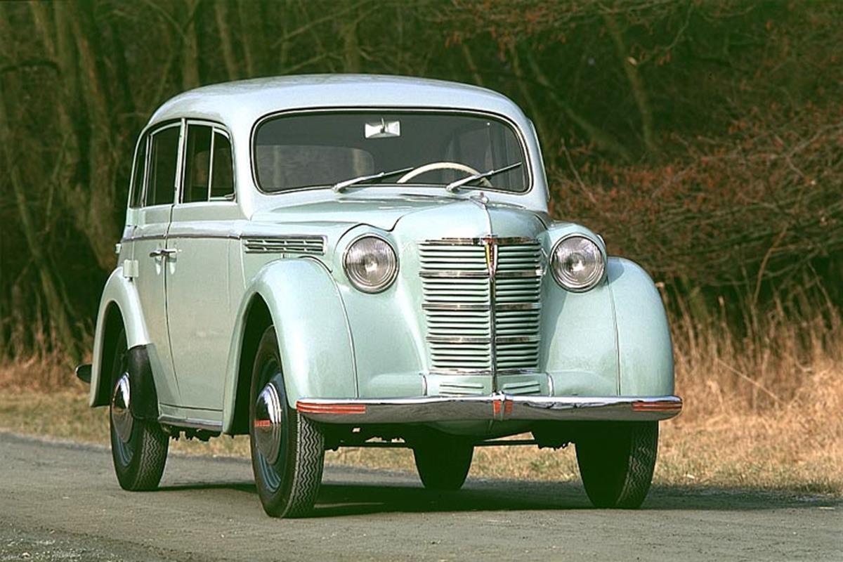 120 anni di automobili Opel - image 1938-.-Kadett on https://motori.net