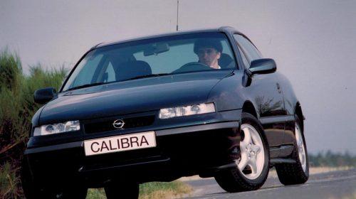 30 anni Opel Calibra - image Calibra-V6-1-500x280 on https://motori.net