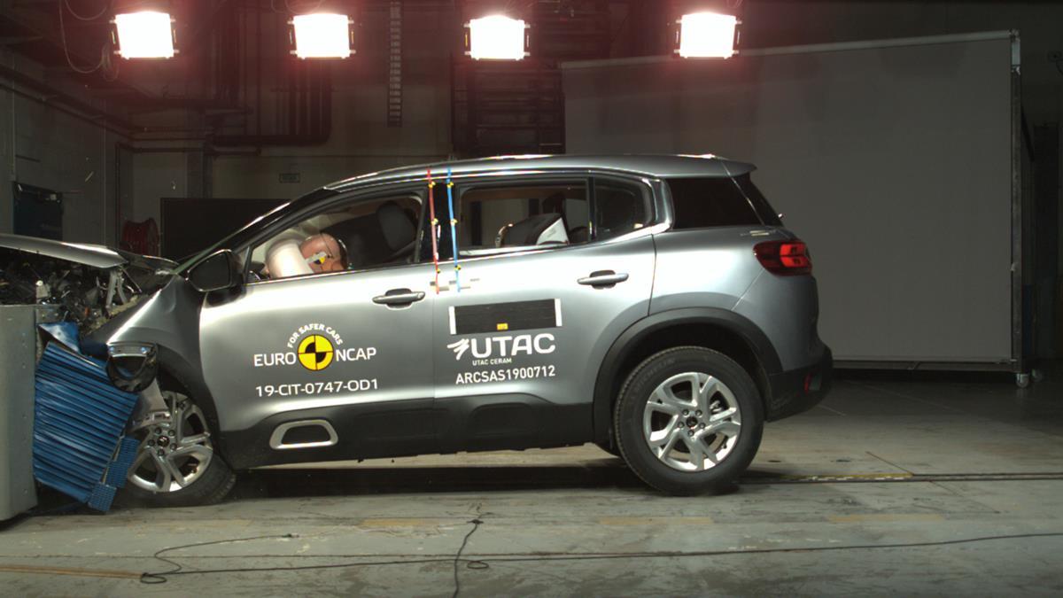 Anteprime Toyo Tires ad Autopromotec 2019 - image EuroNCAP on https://motori.net