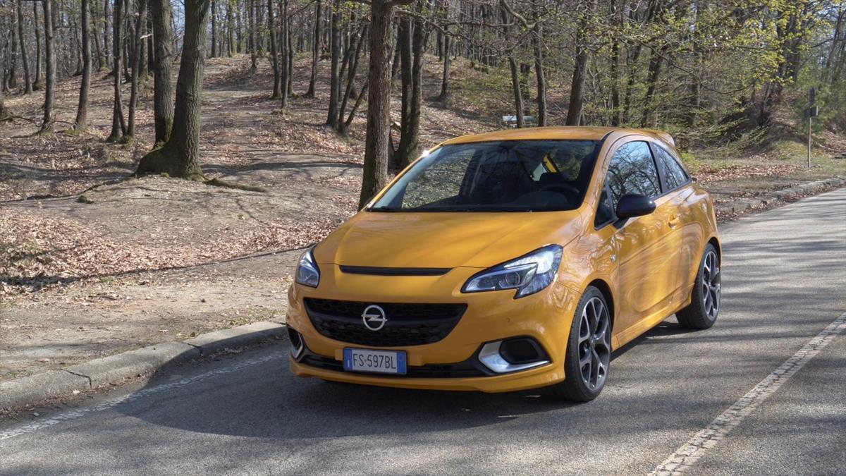 Anteprime Toyo Tires ad Autopromotec 2019 - image Opel-Corsa-GSi-506875 on https://motori.net
