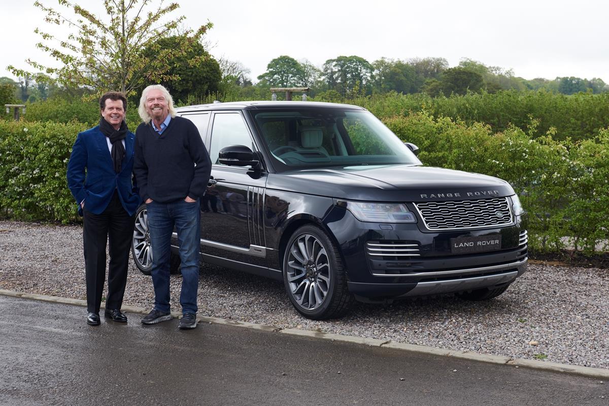 VW T-Cross si completa con il 1.6 TDI da 95 CV - image Richard-Branson-and-GerryMcGovern on https://motori.net