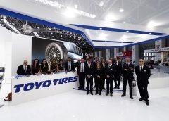 Retrovisori laterali digitali di serie su Honda E - image Toyo-Tires-Autopromotec-2019-4-240x172 on https://motori.net