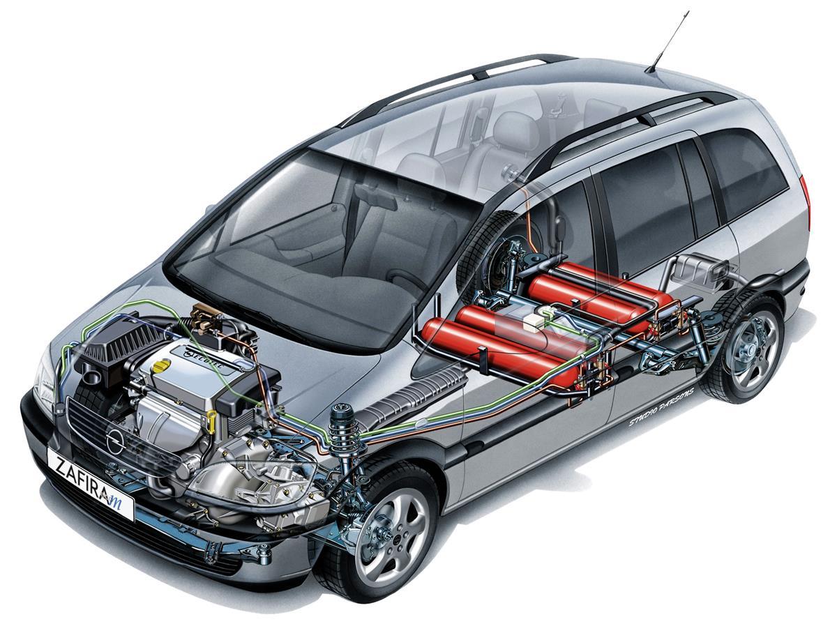 Ford Mobile Service - image Zafira-metano on https://motori.net
