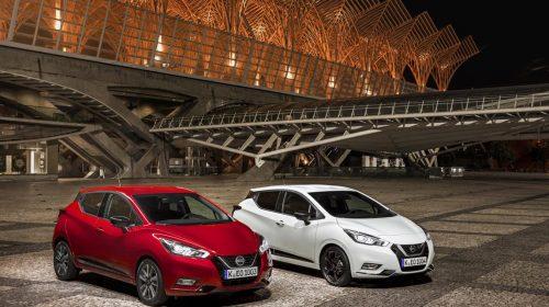 Nissan amplia la gamma Micra con la versione GPL - image more-micra-live-event-red-micra-xtronic-and-white-micra-n-sport-pack-shot-2-500x280 on https://motori.net