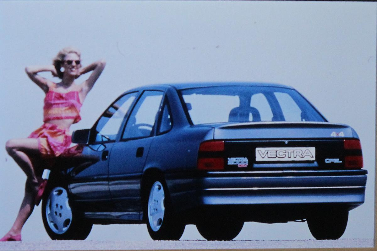 Vernice ChipEx, per ritocchi in 30 secondi - image 1989-Vectra-4x4-1 on https://motori.net