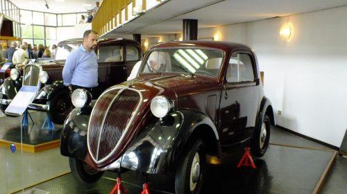 Riaperto il Museo della Motorizzazione - image DSCF5868-500x280 on https://motori.net