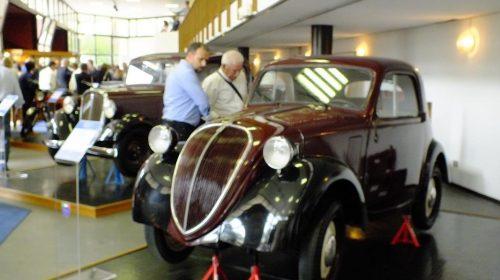 Riaperto il Museo della Motorizzazione - image DSCF5869-500x280 on https://motori.net