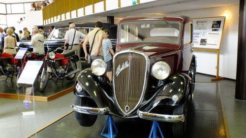 Riaperto il Museo della Motorizzazione - image DSCF5873-500x280 on https://motori.net