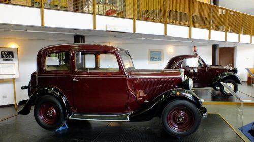 Riaperto il Museo della Motorizzazione - image DSCF5875-500x280 on https://motori.net