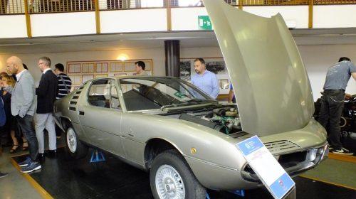 Riaperto il Museo della Motorizzazione - image DSCF5878-500x280 on https://motori.net