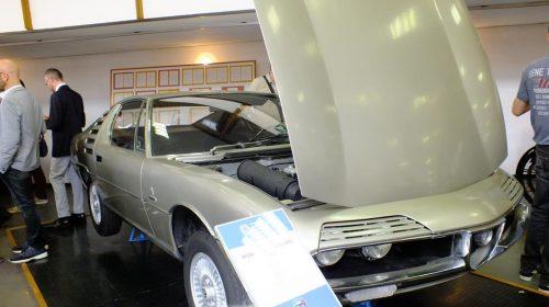 Riaperto il Museo della Motorizzazione - image DSCF5879-500x280 on https://motori.net