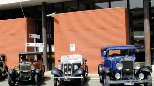 Riaperto il Museo della Motorizzazione - image DSCF5880-500x280 on https://motori.net