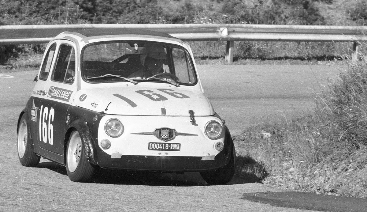 La 590 Vallelunga compie 50 anni - image Giannini-590-Vallelunga- on https://motori.net