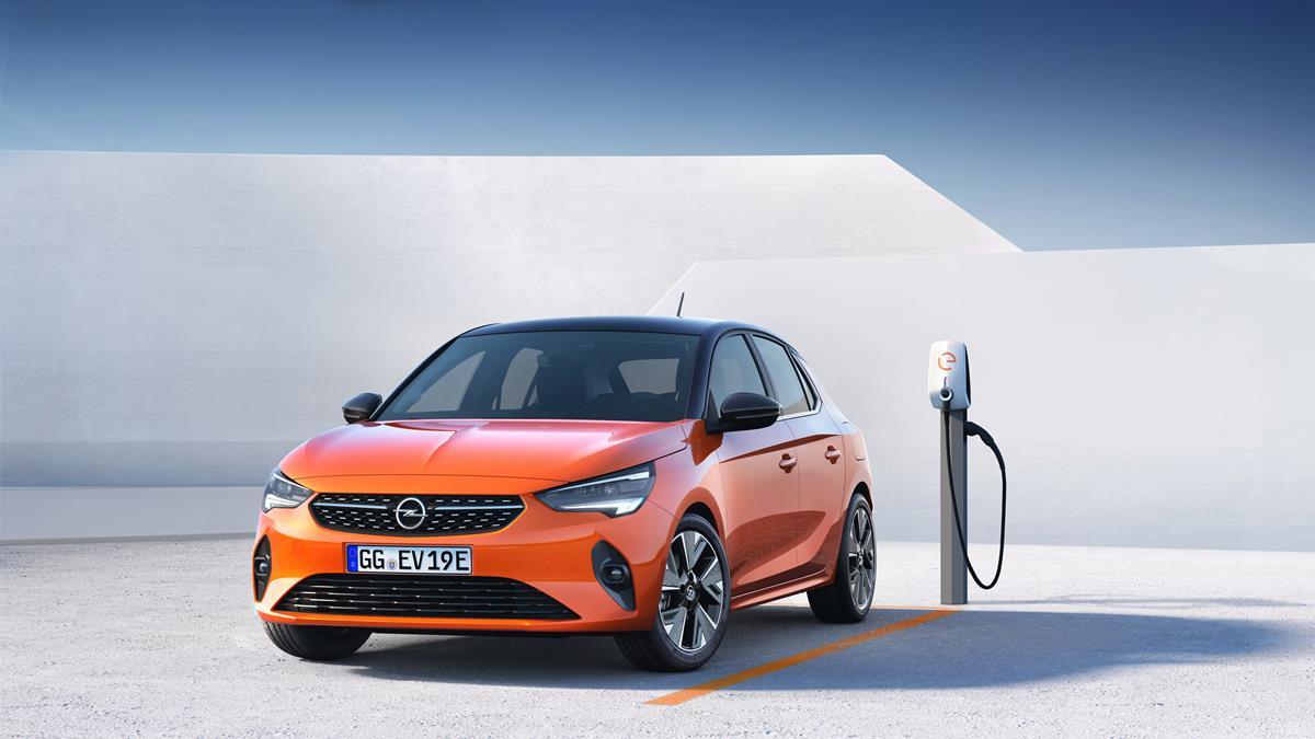 Il WRC in Sardegna - image Opel-Corsa-e-Charging on https://motori.net
