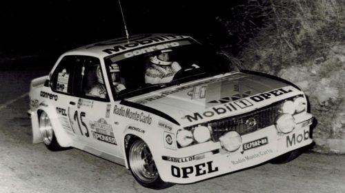 Opel Italia, gli anni dei rally - image Opel-Ascona-2--500x280 on https://motori.net