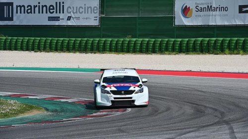 Nuova Peugeot 308 TCR, pronta per le corse - image PEUGEOT-308-TCR-Arduini-2-500x280 on https://motori.net
