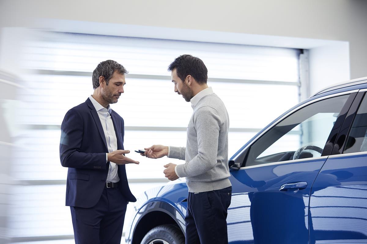 Audi Service: la personalizzazione del post-vendita - image Audi-Pick-up-Delivery on https://motori.net