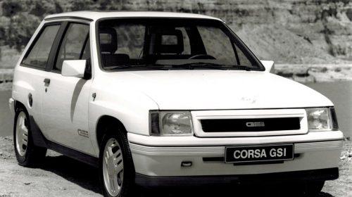 Opel GSi, molto più che un semplice logo - image Corsa-A-GSi-1-500x280 on https://motori.net