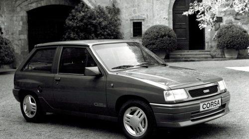 Opel GSi, molto più che un semplice logo - image Corsa-A-GSi-2-500x280 on https://motori.net
