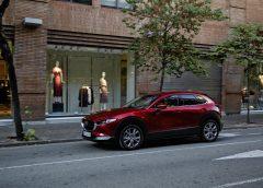 La prima pompa olio elettrica Bosch - image Mazda_CX-30_Girona2019_Action_20-240x172 on https://motori.net