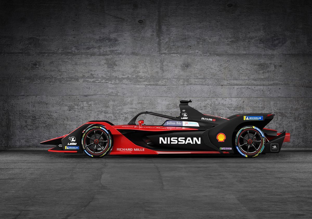 Nuova stagione, nuovi colori - image Nissan-FE on https://motori.net