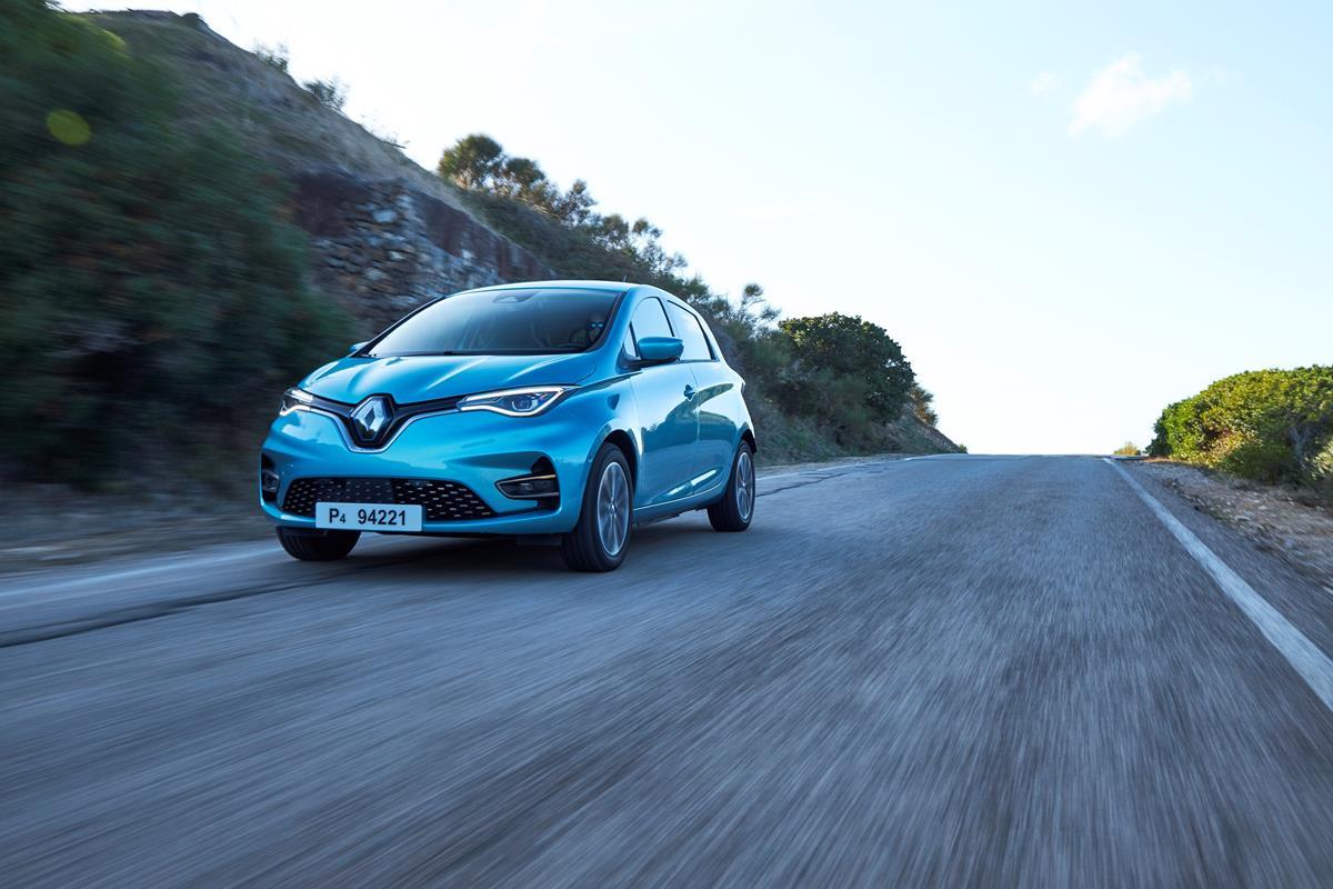 La nuova Renault Zoe anche in Italia - image Nuova-ZOE on https://motori.net