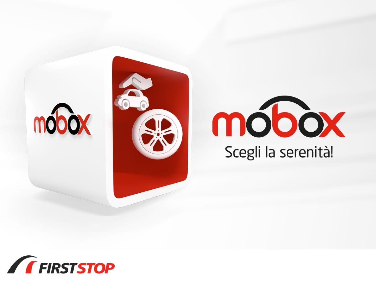 Arriva Mobox presso i centri First Stop - image MOBOX on https://motori.net