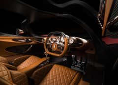 Mazda2, la piccola ammiraglia diventa ibrida - image De-Tomaso-P72-Interior-240x172 on https://motori.net