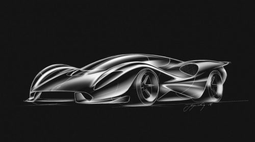 Torna la De Tomaso - image P72-sketch-3-500x280 on https://motori.net