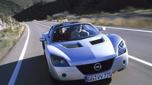 La Speedster firmata Opel - image Speedster-Turbo-2-500x280 on https://motori.net