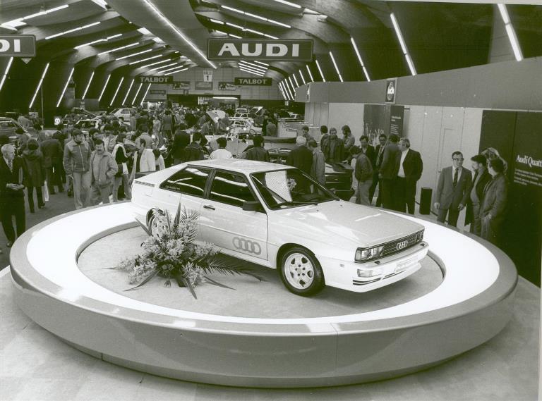 Audi Quattro: 40 anni di sicurezza, prestazioni ed efficienza - image Audi-quattro on https://motori.net